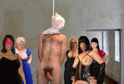 Naked Women Hanging Men Fetish Datawav