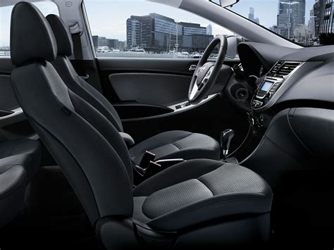 hatchback cars interior new 2016 hyundai accent price photos reviews safety
