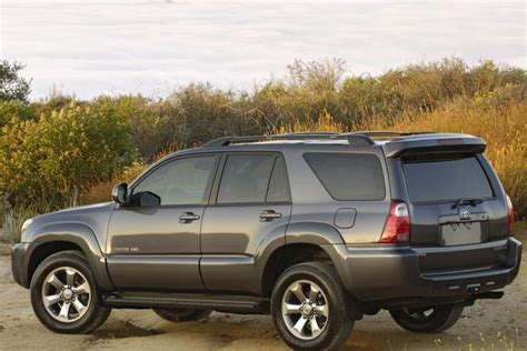 20032009 Toyota 4runner Used Car Review Autotrader