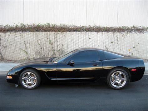 chevy corvette coupe sold  chevy corvette