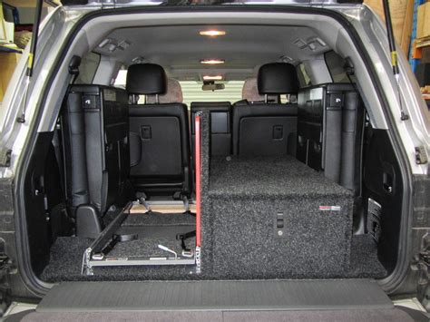 profile seats  toyota  series fourby fitouts