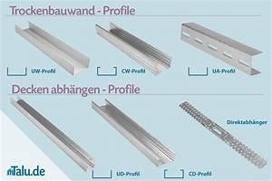 Profile Trockenbau Decke : rigipsplatten gr en ma e und preise ~ Orissabook.com Haus und Dekorationen