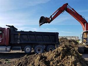 Dump Truck Service For Debris Removal  Material  Gravel And Sand  Des Moines Area