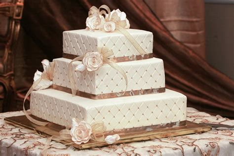 Elegant And Simple Wedding Cakes Ideas Naija.ng