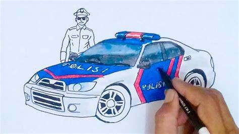 Gembar mewarnai pak tani sedang mencangkul di sawah. MOBIL POLISI - CARA Menggambar dan Mewarnai MOBIL POLISI, KEREEN!! / POLICE CAR COLORING PAGES ...