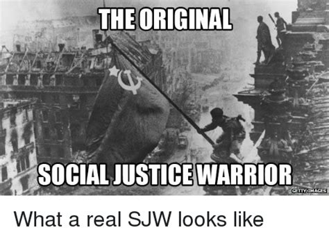Social Justice Warrior Meme - funny getty images memes of 2016 on sizzle image