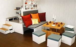 Small apartment furniture homes furniture ideas for Small apartment furniture solutions