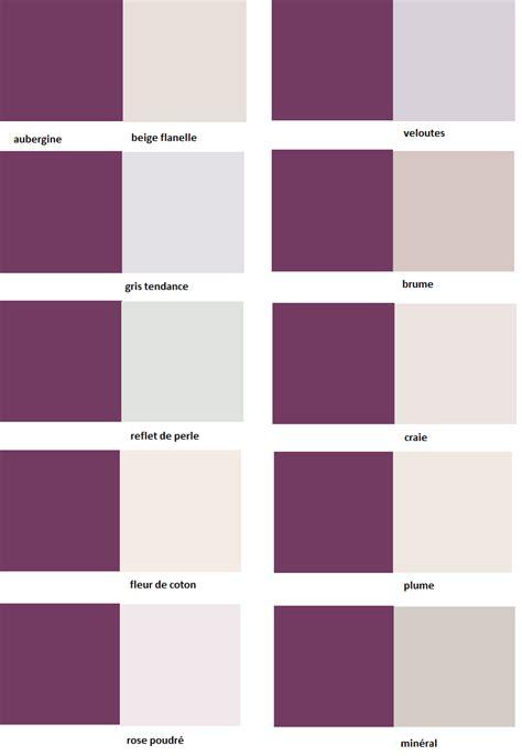 c est pas sorcier cuisine quel couleur avec du papier peint aubergine