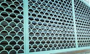 Grille Metal Decorative : convector enclosures wbesheetmetal ~ Teatrodelosmanantiales.com Idées de Décoration