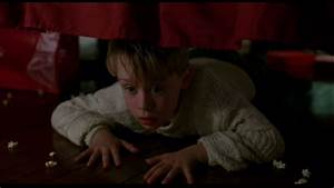 Home Alone | Scared Shirtless: 2 Chicks Who Dig Horror Movies
