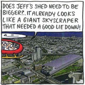 Jeff Shed by Call To Expand Jeff S Shed