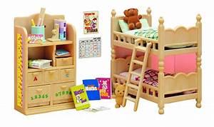 Sylvanian Families Children39s Bedroom Furniture