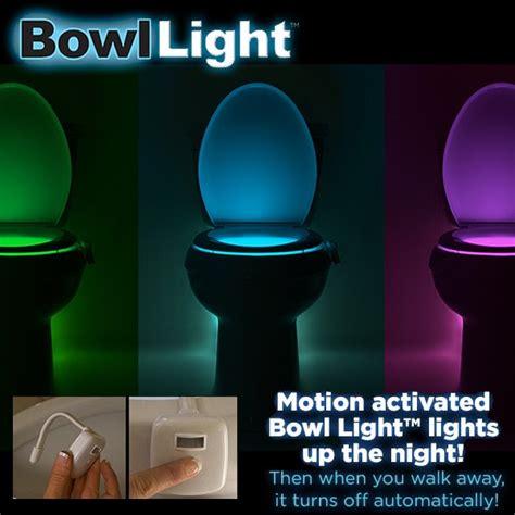 toilet bowl light bowl light toilet bowl light as seen on tv
