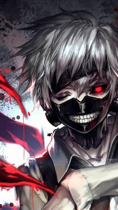 Ghoul Tokyo Anime Wallpapers Kaneki Ken Iphone