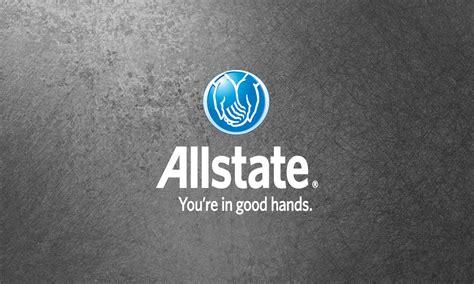 gray allstate business card design 201272