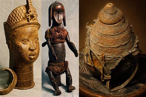 authentic african ancestor art  cultural artifacts