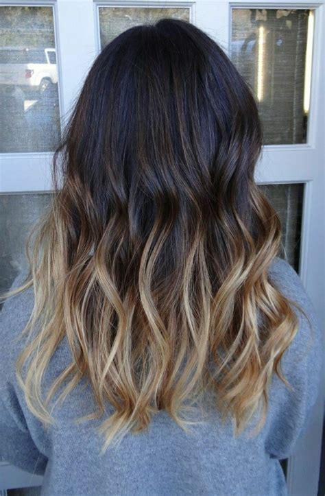 umbre hair style le marron glac 233 d 233 couvrez la couleur de cheveux tendance 2463