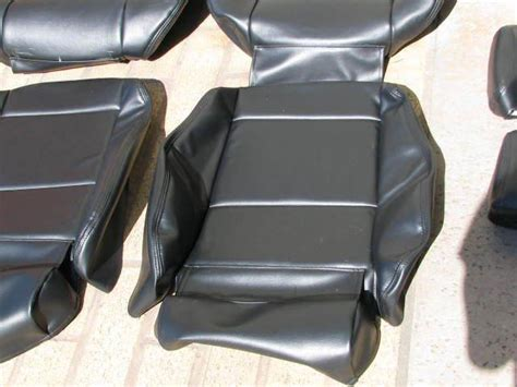 find bmw     sport seat vinyl upholstery
