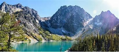 Colchuck Lake Wa Hike Quite Nature
