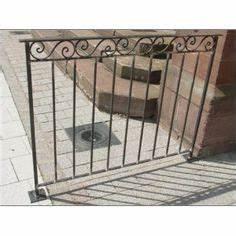 Rambarde Fer Forgé : 1000 images about fer forg on pinterest casablanca ~ Dallasstarsshop.com Idées de Décoration
