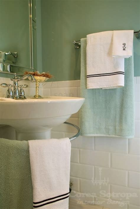 white  green bathroom contemporary bathroom corea