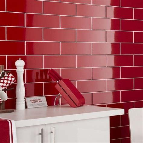 Badezimmer Fliesen Rot by Discount Glass Tile Store Metro Subway Tile Gloss