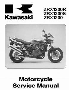Kawasaki Zrx 1200 2001 2006