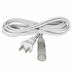Rope Light  2 U0026quot    Power Cord With Pvc