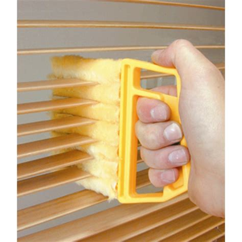 how to clean l shades microfiber venetian blind brush window conditioner duster