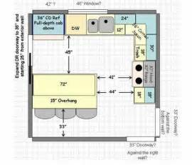 small kitchen floor plans with islands what to do with 12x12 kitchen floor plans ayanahouse