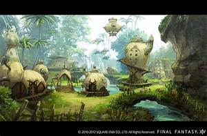 Barbarian Village Video Games Artwork