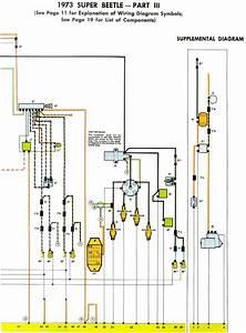 1973 Super Beetle Wiring Diagram