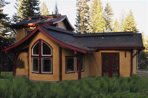 straw bale house designs ideas  dornob