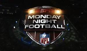 Monday Night Football Live Watch Live Stream Online ...