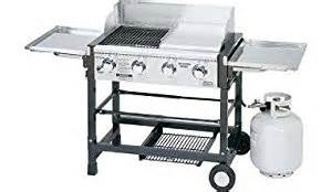 amazon com brinkmann portable tailgate gas grill patio