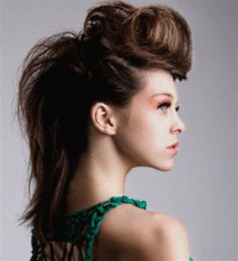 rocker hairstyles for women