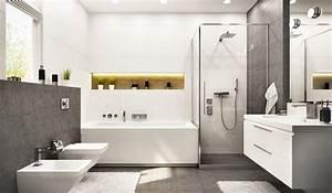 Aménager Salle De Bain : r novation salle de bain r nover am nager sa salle de bain illico ~ Melissatoandfro.com Idées de Décoration