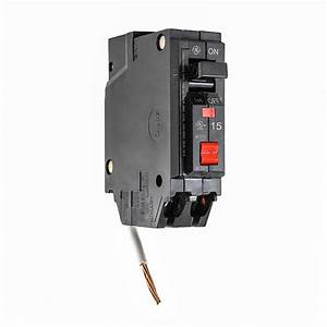 Ground Fault Circuit Interrupter With Self