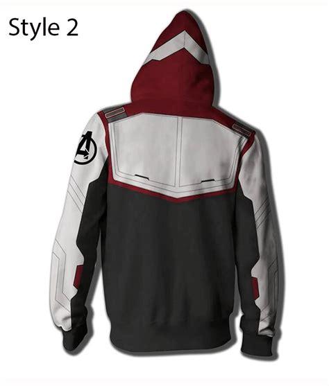 avengers endgame hoodie avengers quantum realm hoodie