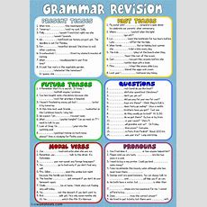 Grammar Revision  Interactive Worksheet