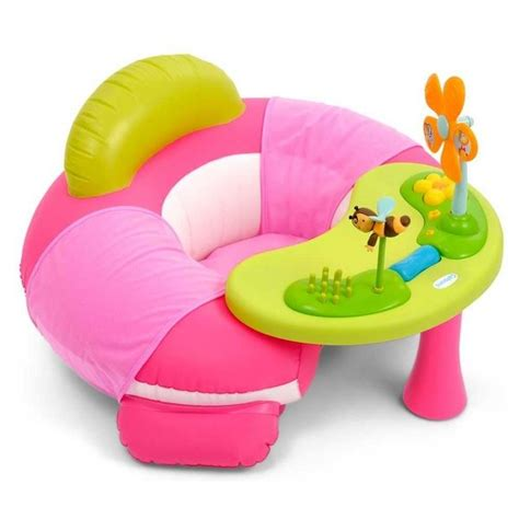 cotoons siege gonflable smoby cotoons cosy seat achat vente table