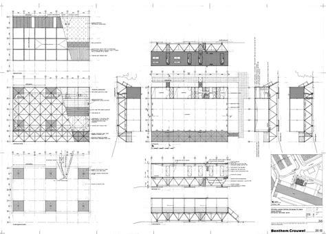 and house plans gallery of ad classics almere house benthem crouwel
