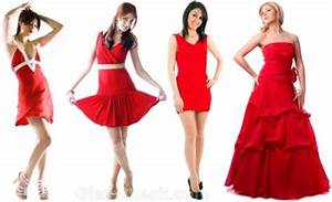 With can you wear a red dress to a wedding