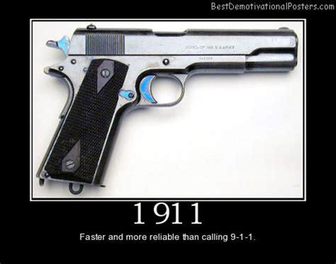 gun demotivational poster