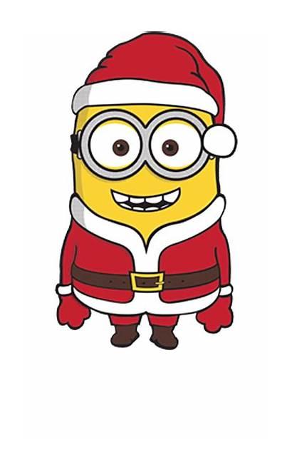Minion Christmas Clipart Minions Santa Cheer String