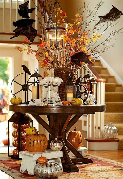 16 Cute Halloween Interior Decor Designs  Top Easy