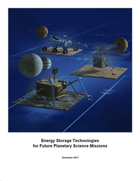 Energy Storage Technologies for Future Planetary Science ...