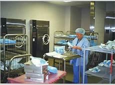 Photo Tour Sterile & Materials Processing Department