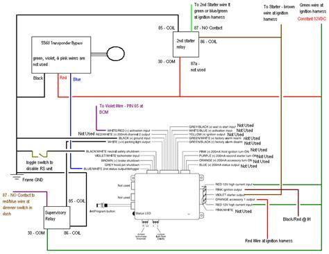 Best Images Valet Remote Starter Wiring Diagram