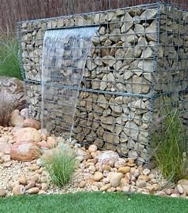 Steine Für Trockenmauer : diy trockenmauer gabionen steinwand selber bauen ohne ~ Michelbontemps.com Haus und Dekorationen